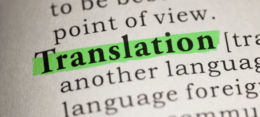 Tradução juramentada